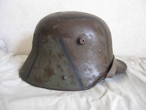 un casque allemand 1916 vendre mais forum pages 14 18. Black Bedroom Furniture Sets. Home Design Ideas